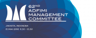 62nd ADFIMI Management Committee, Jakarta Convention Centre, Indonesia,15 May 2016, 11.00hrs